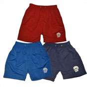 Mens Plain Surf Life Shorts