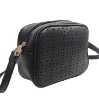 Victoria Small Shoulder Bag Black