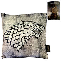 Official Game Of Thrones Cushion Stark