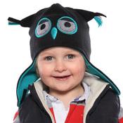 Childrens Novelty Fleece Animal Hats