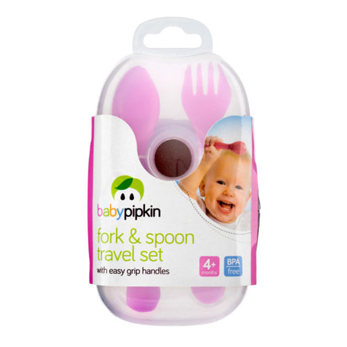 Fork And Spoon Travel Set