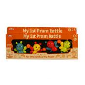 Bee Baby Pram Rattle