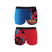 Mens Amazing Spiderman Trunks
