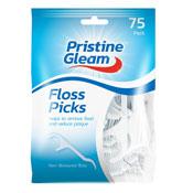 Floss Picks 75 Pack