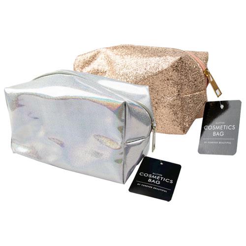 Glitter Cosmetics Bag