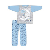 Baby Boys Tatty Teddy Me To You Snuggle Fit PJs