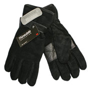 Mens Polar Fleece Thinsulate Gloves