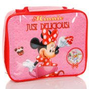 Disney Minnie Mouse Delicious Lunch Bags