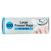 Food & Freezer Bags Large