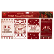 Christmas Money Wallets