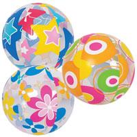 Novelty Printed Beach Ball