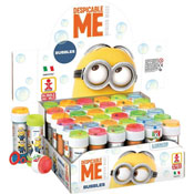 Despicable Me Minion Novelty Soap Bubbles