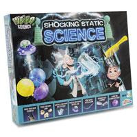 Shocking Static Science Lab Kit