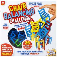 Chair Balancing Challenge Game