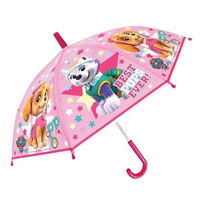 Official Paw Patrol Girls Umbrella