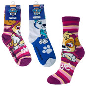Girls Paw Patrol Skye/Eve Character Socks