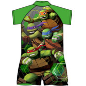 Children's Teenage Mutant Ninja Turtles Swim Suit