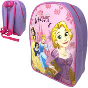 Official Disney Princess Heart Junior Backpack
