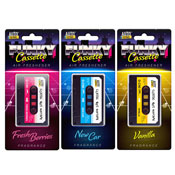 Funky Cassette Car Air Freshener