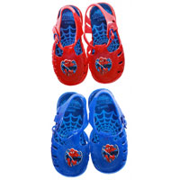 Official Spiderman Boys Jelly Sandals