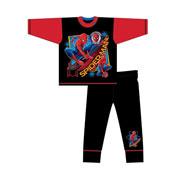 Older Boys Spiderman Pyjama Set