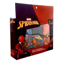 Boys Official Marvel Spiderman Briefs