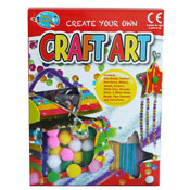Create Your Own Craft Art Set