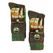 Socksation Mens Classic Socks Melange