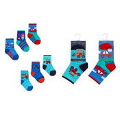 Baby Boys Novelty Cars & Vehicles Socks