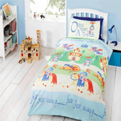 Childrens Fun Filled Bedding - Camelot