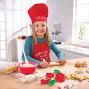 Cooksmart Kids 'Santa's Little Helper' 12 Piece Set