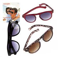 Louis Armand Round Frame Unisex Sunglasses