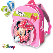 Disney Minnie Mouse Backpacks 3D 'Cute'