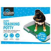 Puppy Toilet Training Potty