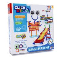 Clicksticks 130 Piece Started Set