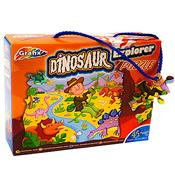 Grafix 45 Piece Dinosaur Explorer Puzzle