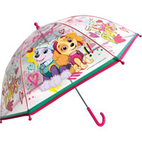 Official Paw Patrol Pups Girls Umbrella