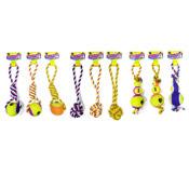 Jumbo Rope Tugger Toy
