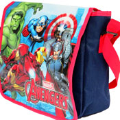 Avengers Messenger Bag - Book Bag