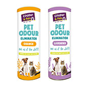 Pet Odour Eliminator Orange/Lavender