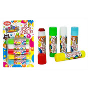 Kids Water Based Coloured Glue Sticks
