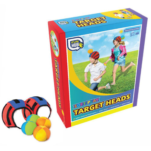 Target Heads Outdoor Game