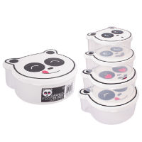 Panda Design Food Containers