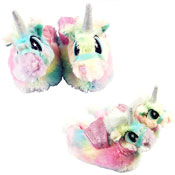 3D Unicorn Soft Fleece Slipper