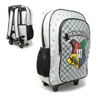 Official Harry Potter Hogwarts Deluxe Trolley Backpack
