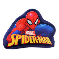 Official Spiderman Shaped Cushion