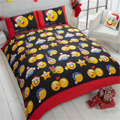 Christmas Icons Duvet Cover Set