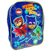 PJ Masks Time To Be Hero Junior Backpack