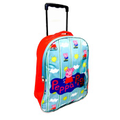 Peppa Pig Deluxe Trolley Bag