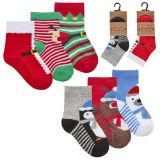 Babies 3 Pack Xmas Socks